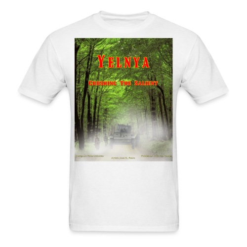 yelnya 2 - Men's T-Shirt