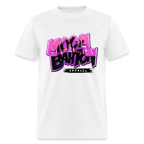 Moombah Apparel Purple - Men's T-Shirt