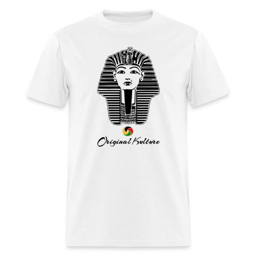 Original Kulture Kemet Mask Print - Men's T-Shirt