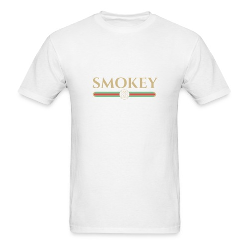 Designer Smokey - Men's T-Shirt