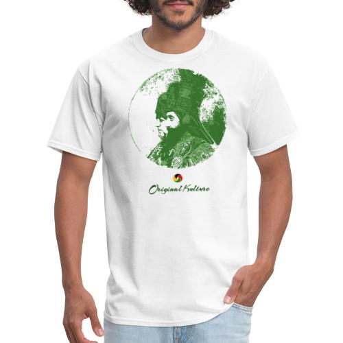 Original Kulture His and Her Majesty Green - Men's T-Shirt