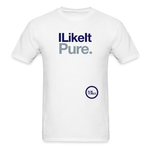 Pure Trance Logo - Men's T-Shirt