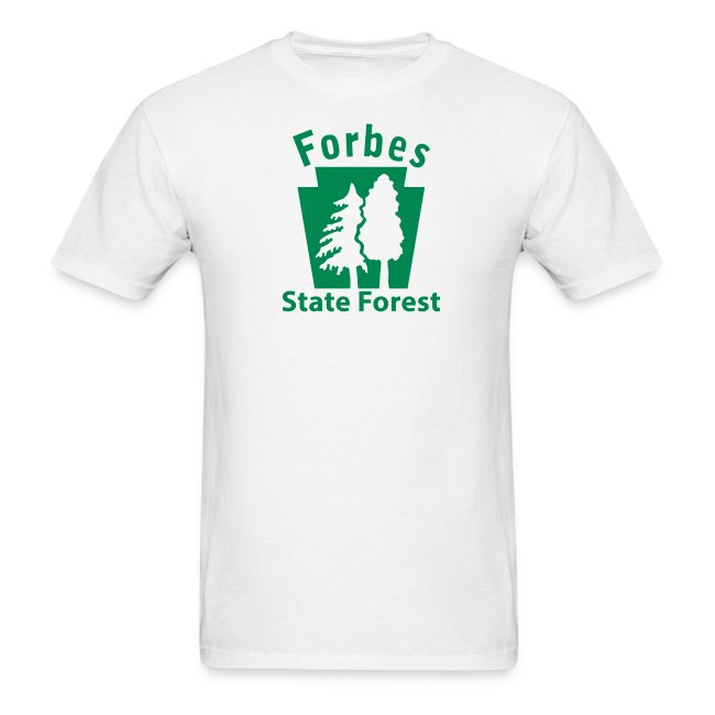 Forbes State Forest Keystone (w/trees)