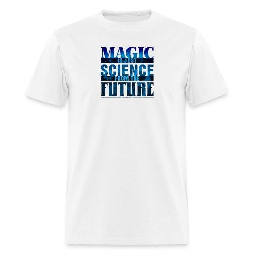 science+magic_C - Men's T-Shirt
