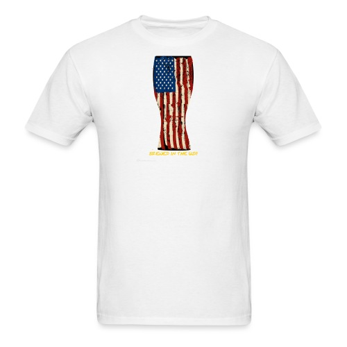 Brewed In The USA - Men's T-Shirt