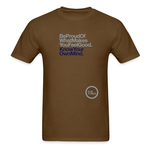 Be Proud - Men's T-Shirt
