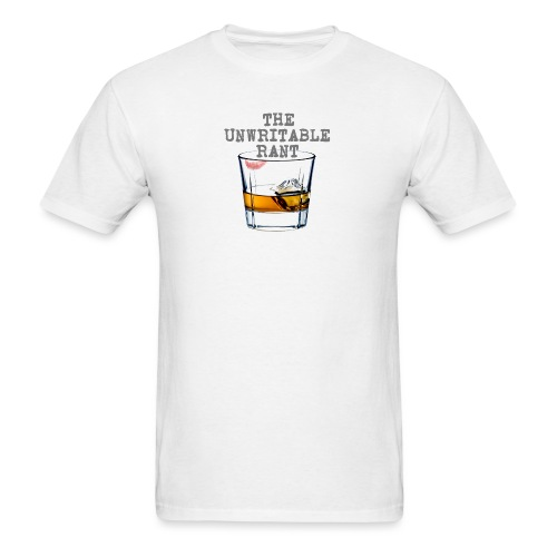 The Unwritable Rant - Men's T-Shirt