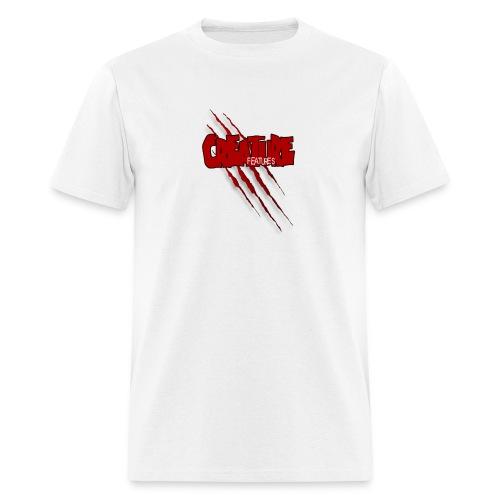 Creature Features Slash T - Men's T-Shirt