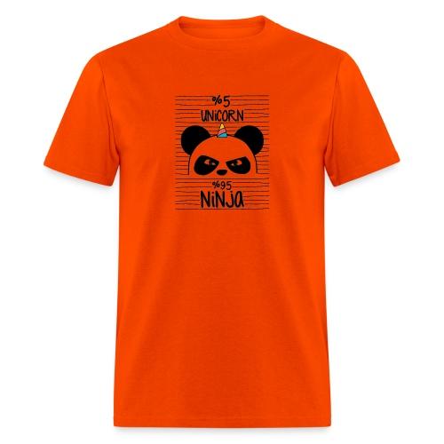 Unircorn Panda Ninja - Men's T-Shirt