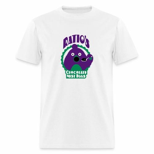 ratiosnesteggs02 - Men's T-Shirt