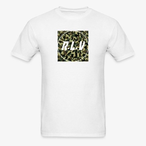 River LaCivita Camo. - Men's T-Shirt