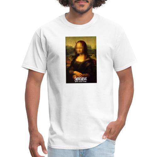 AQUAINT Mona Lisa - Men's T-Shirt