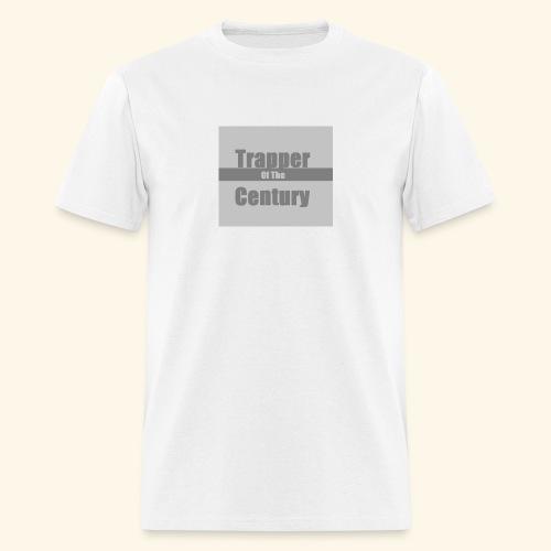 Trapper of the century original design syranical - Men's T-Shirt