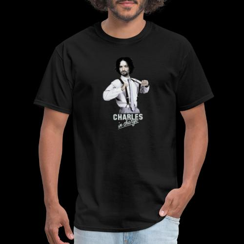 CHARLEY IN CHARGE - Men's T-Shirt