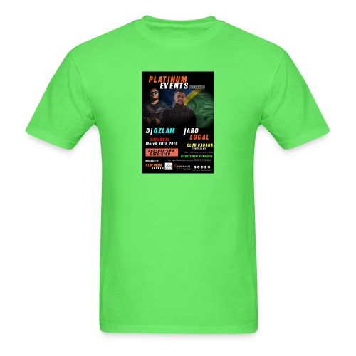 Promo Merch - Men's T-Shirt