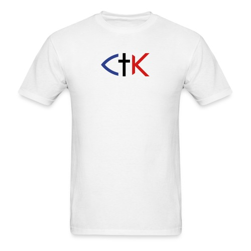 ctkfishsvg - Men's T-Shirt