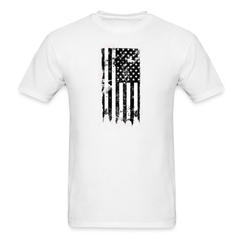 we the people no txt.png - Men's T-Shirt