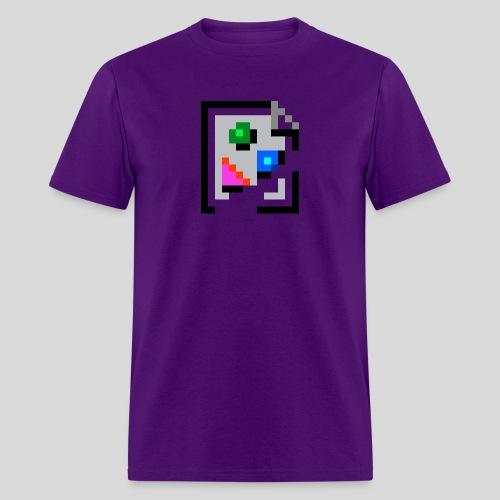 Broken Graphic / Missing image icon Mug - Men's T-Shirt