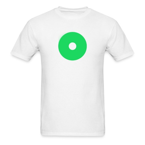 Dotify Logo - Men's T-Shirt