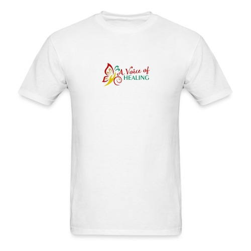 Butterfly Logo - Men's T-Shirt