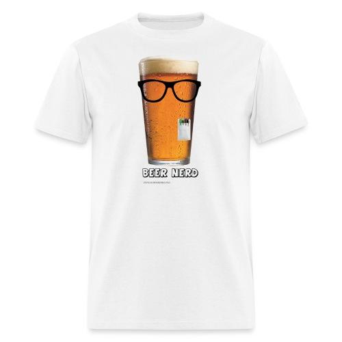 Beer Nerd Men's 3XL/4XL Hooded Sweatshirt - Men's T-Shirt