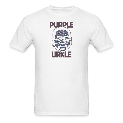 PURPLE URKLE.png - Men's T-Shirt