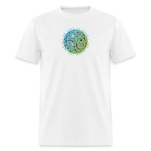everyDay-earthDay - Men's T-Shirt