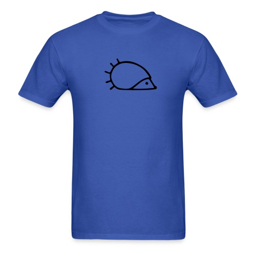 herisson logo - Men's T-Shirt