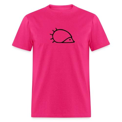 herisson logo - Men's T-Shirt