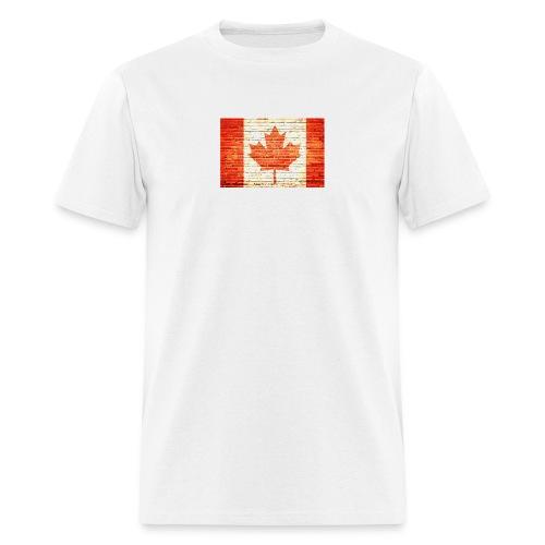 Canada flag - Men's T-Shirt