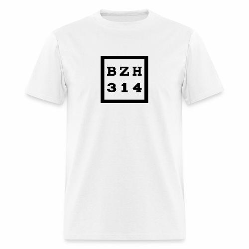 BZH314 Games Big Logo - Men's T-Shirt