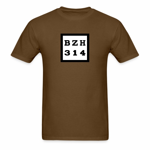 BZH314 Games Big Logo - Men's T-Shirt