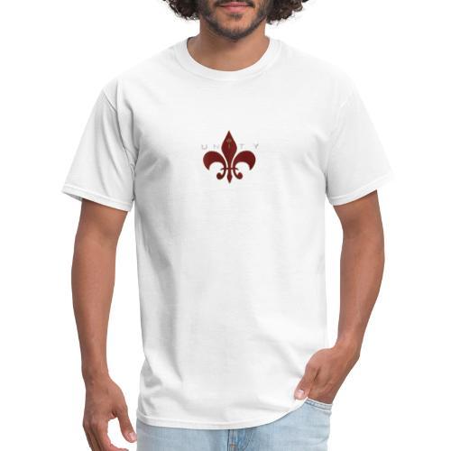 iunity card - Men's T-Shirt
