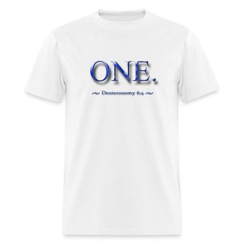 One 11x14 png - Men's T-Shirt