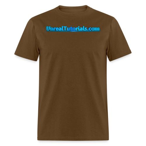 UnrealTutorials.com Support Hoodie - Men's T-Shirt