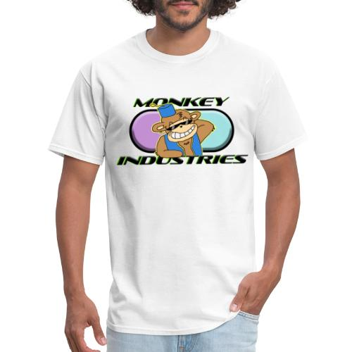 CLASSIC CHILLIN MONKEY - Men's T-Shirt