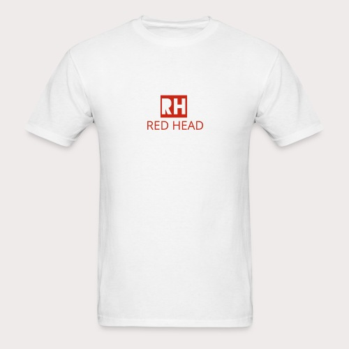 RH Red Head - Men's T-Shirt