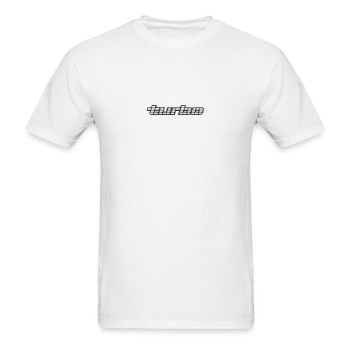 VL Turbo White - Men's T-Shirt