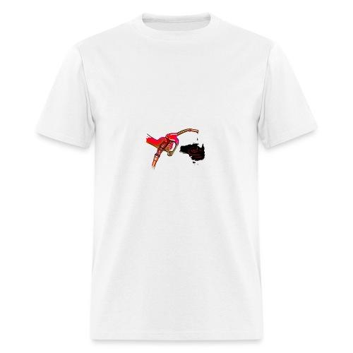 Fueled Up - Men's T-Shirt