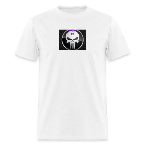 Team 21 white - Men's T-Shirt