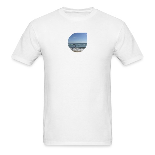 Floating sand - Men's T-Shirt