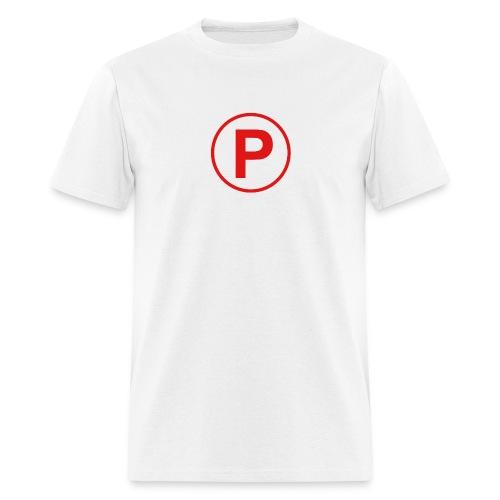 Presto569 Gaming Logo - Men's T-Shirt