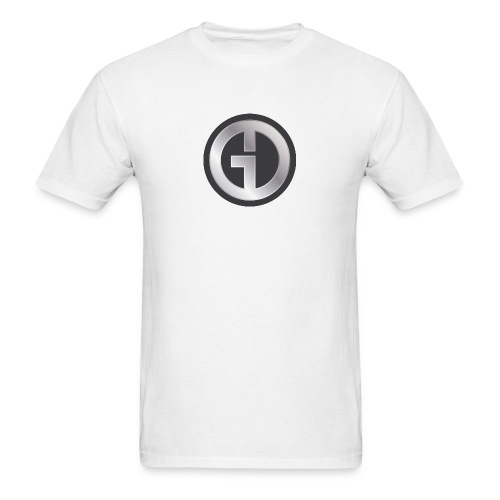 Gristwood Design Logo (No Text) For Dark Fabric - Men's T-Shirt