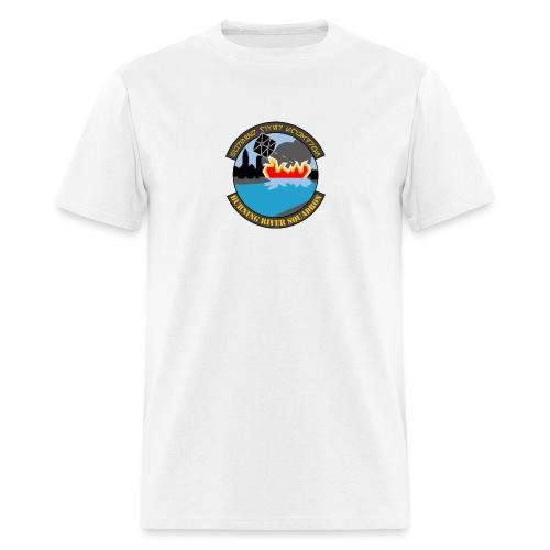 Burning River Squadron - Men's T-Shirt