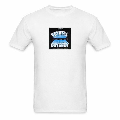 Laserium Crystal Osyssey - Men's T-Shirt