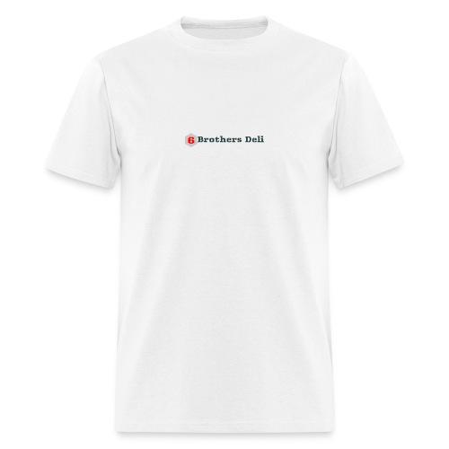 6 Brothers Deli - Men's T-Shirt