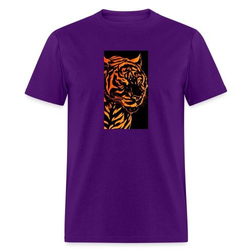 Fire tiger - Men's T-Shirt