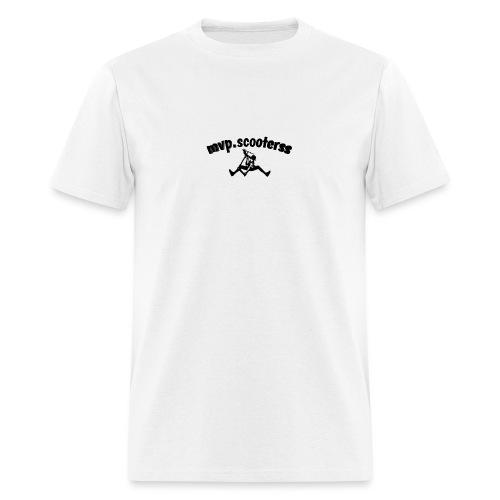 mvp scooterss - Men's T-Shirt