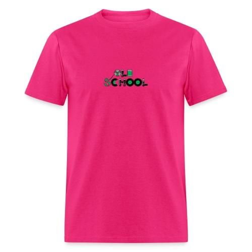 Old School Music - Men's T-Shirt