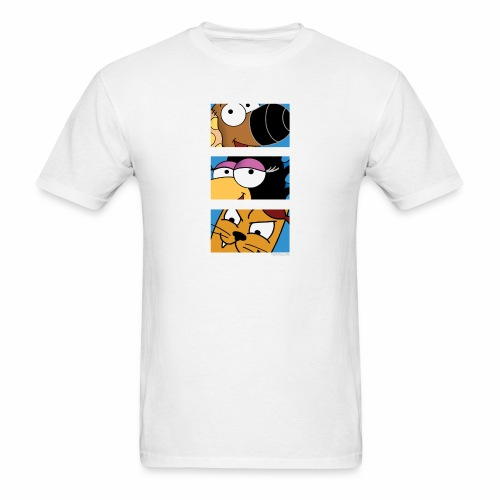 Rantdog Trio - Men's T-Shirt